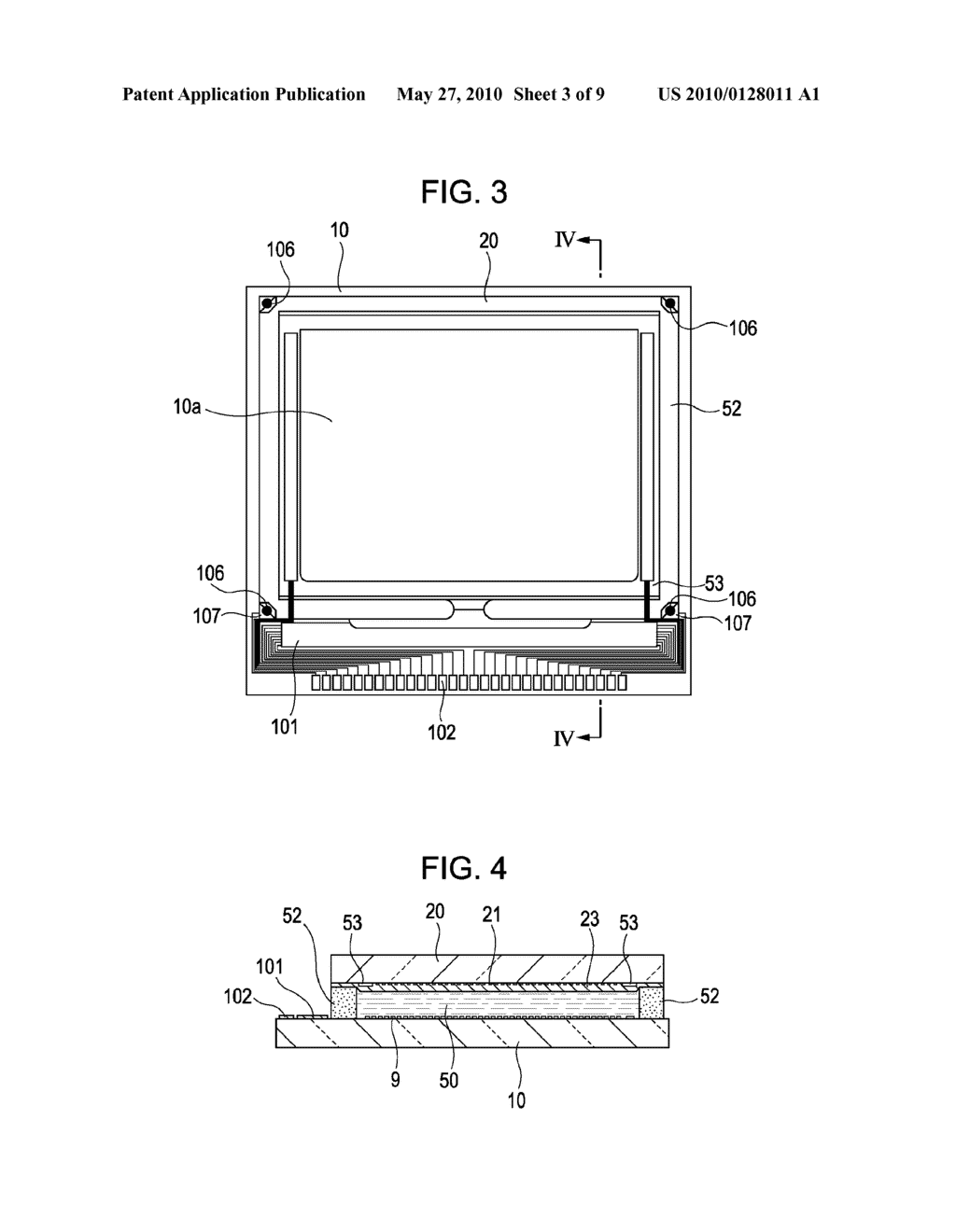 APPARATUS AND METHOD FOR DRIVING ELECTRO-OPTICAL DEVICE, THE ELECTRO-OPTICAL DEVICE, AND AN ELECTRONIC APPARATUS - diagram, schematic, and image 04