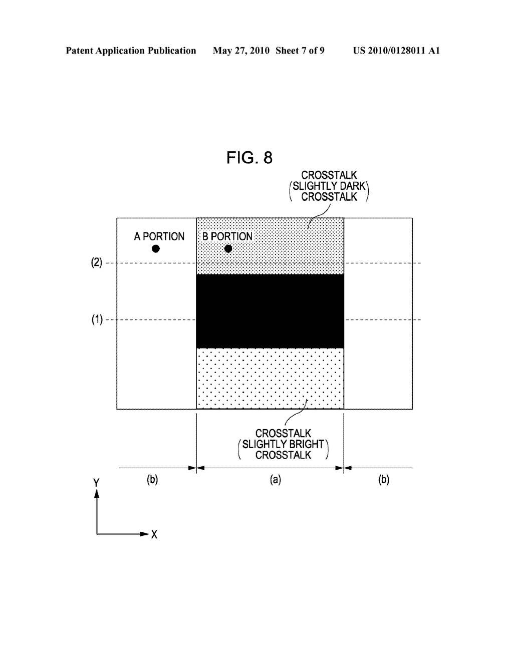 APPARATUS AND METHOD FOR DRIVING ELECTRO-OPTICAL DEVICE, THE ELECTRO-OPTICAL DEVICE, AND AN ELECTRONIC APPARATUS - diagram, schematic, and image 08