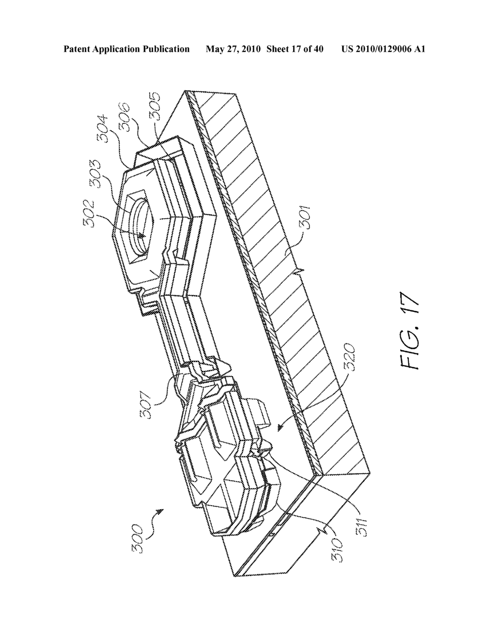 ELECTRONIC PEN WITH RETRACTABLE NIB - diagram, schematic, and image 18