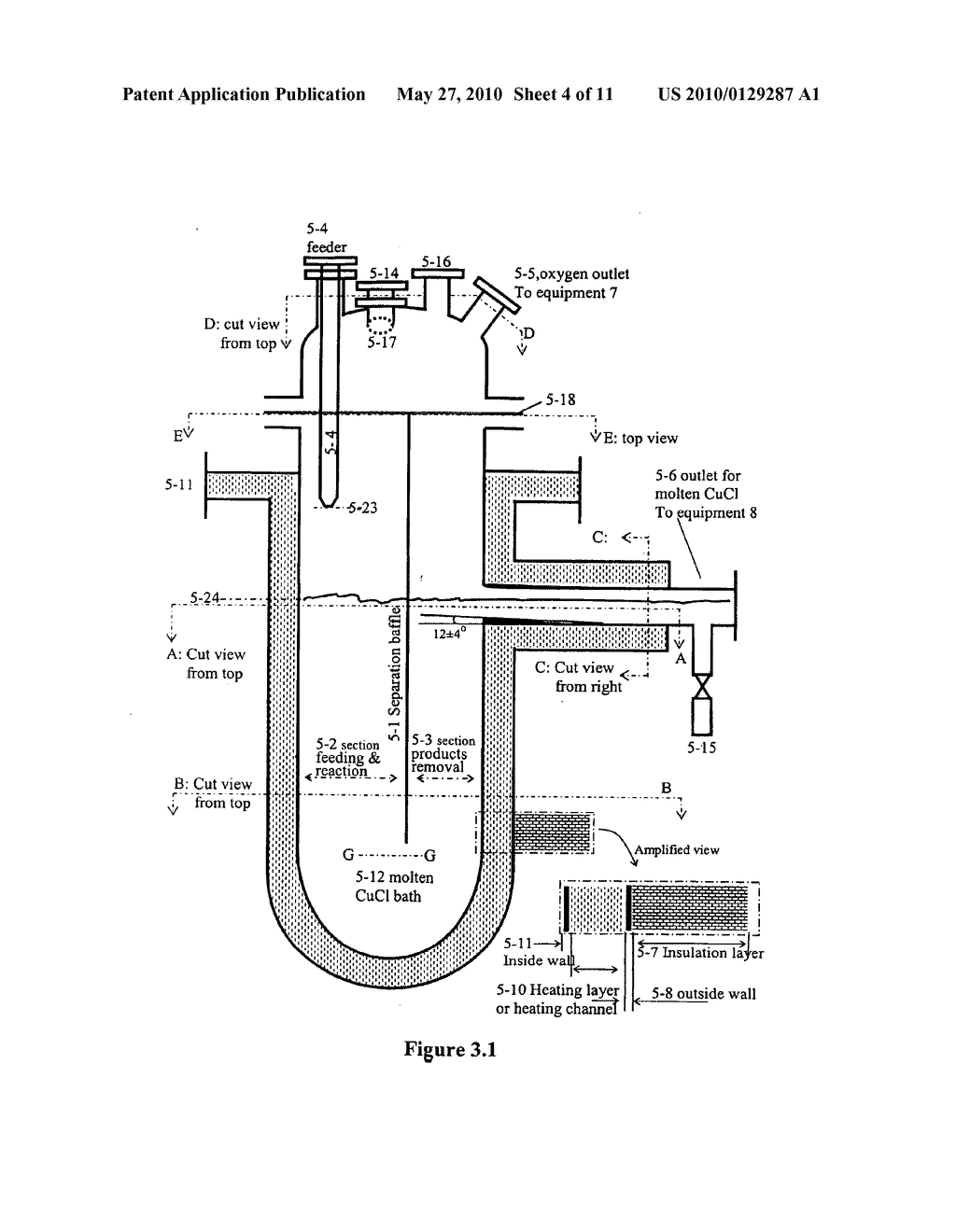Production of hydrogen from water using a thermochemical copper production of hydrogen from water using a thermochemical copper chlorine cycle diagram schematic and image 05 ccuart Gallery