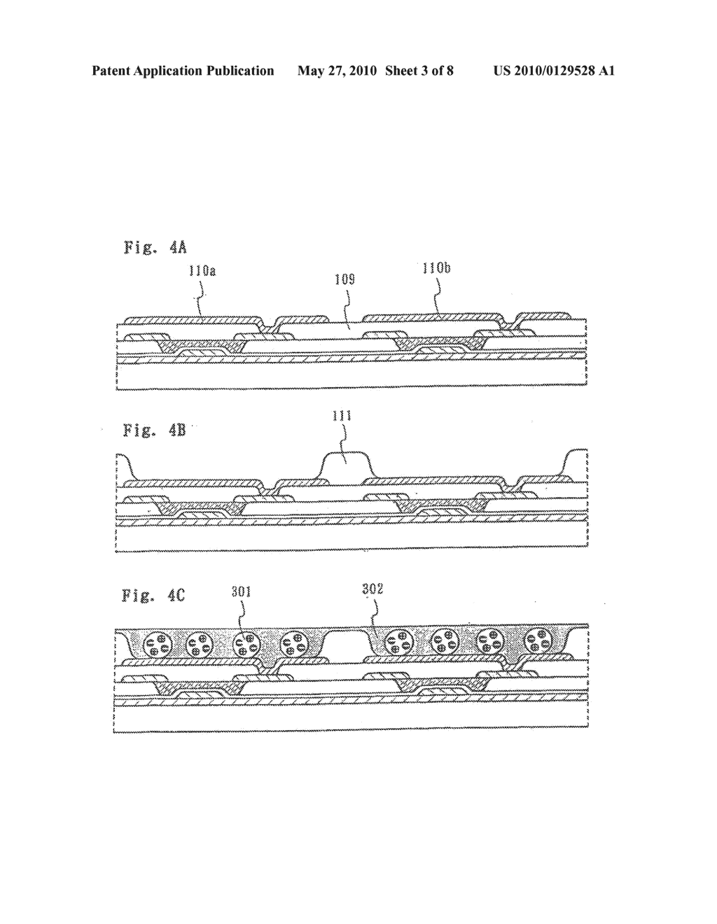 DISPLAY DEVICE AND METHOD OF FABRICATING THE SAME - diagram, schematic, and image 04