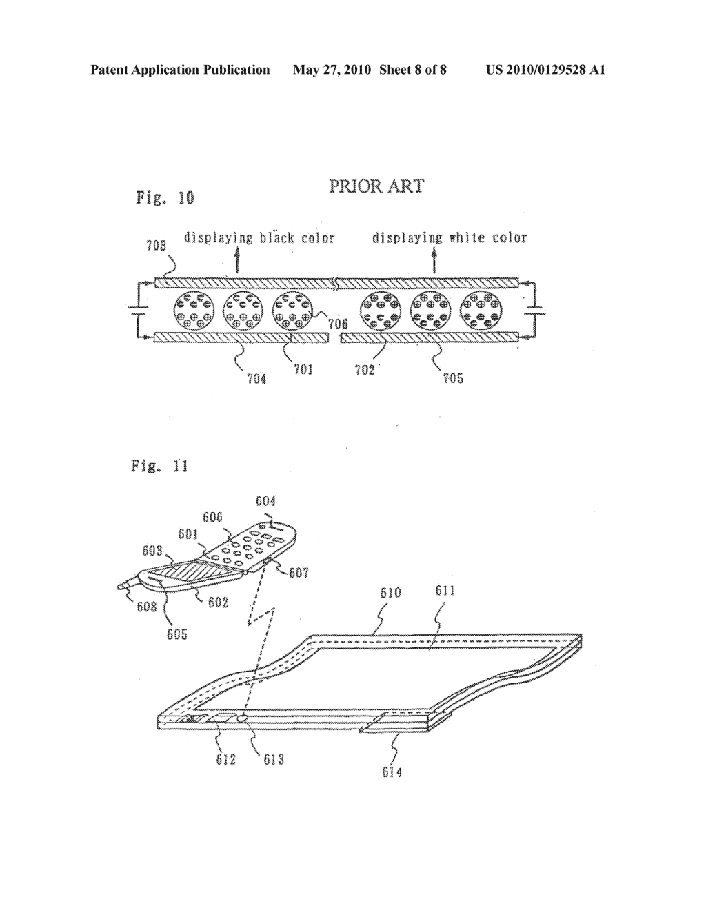 DISPLAY DEVICE AND METHOD OF FABRICATING THE SAME - diagram, schematic, and image 09