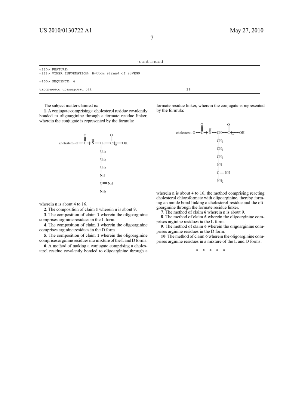 POLYMERIC CARRIER FOR DELIVERY OF SMALL INTERFERING RNA - diagram, schematic, and image 16