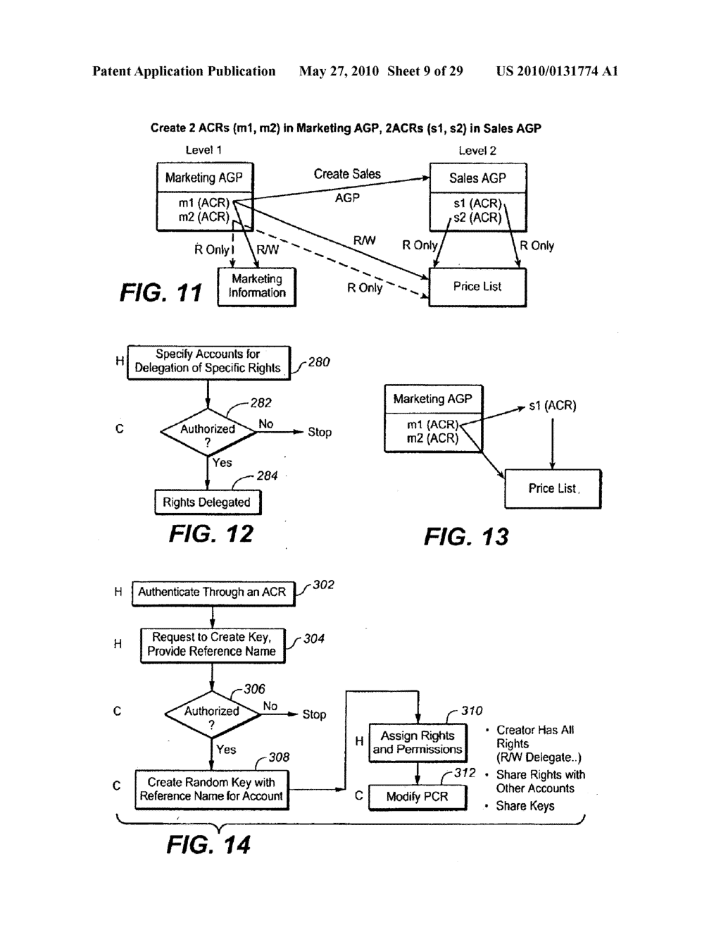 Method for Secure Storage and Delivery of Media Content - diagram, schematic, and image 10