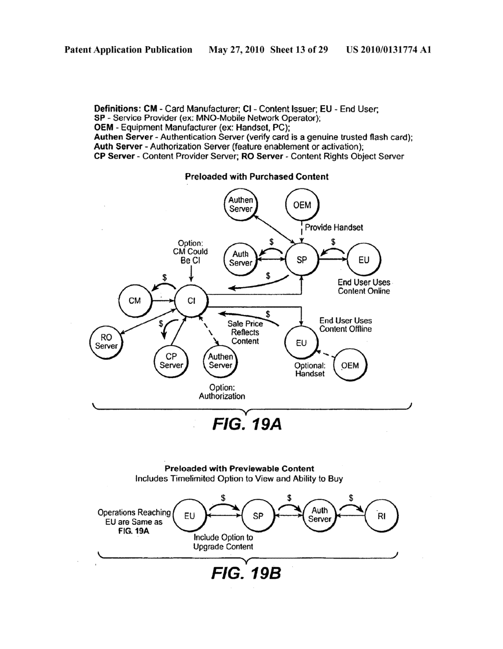 Method for Secure Storage and Delivery of Media Content - diagram, schematic, and image 14