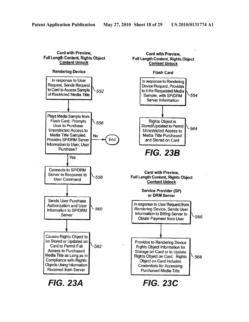 Method for Secure Storage and Delivery of Media Content - diagram, schematic, and image 19