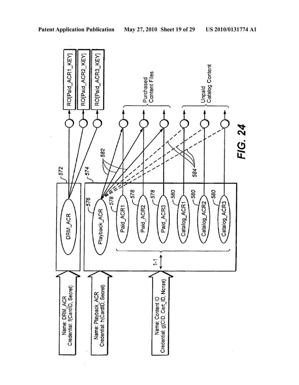 Method for Secure Storage and Delivery of Media Content - diagram, schematic, and image 20