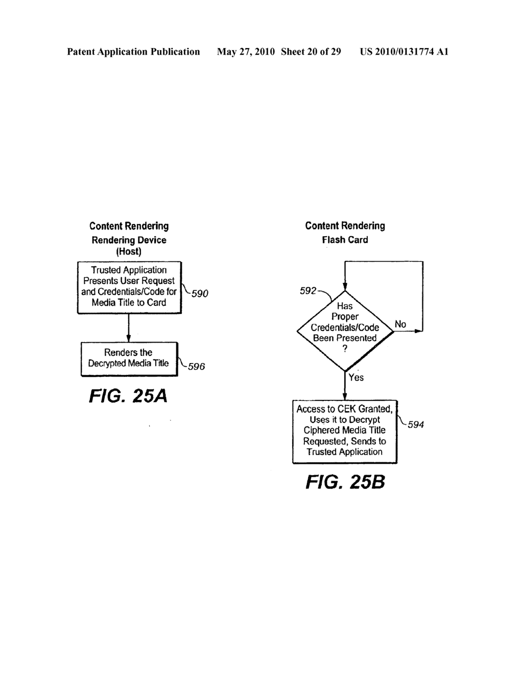 Method for Secure Storage and Delivery of Media Content - diagram, schematic, and image 21