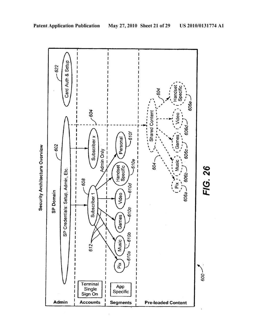 Method for Secure Storage and Delivery of Media Content - diagram, schematic, and image 22