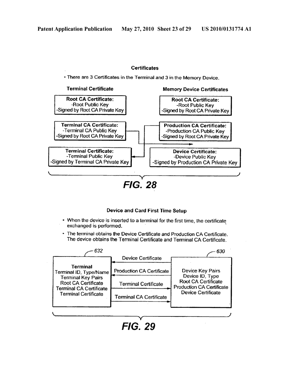 Method for Secure Storage and Delivery of Media Content - diagram, schematic, and image 24