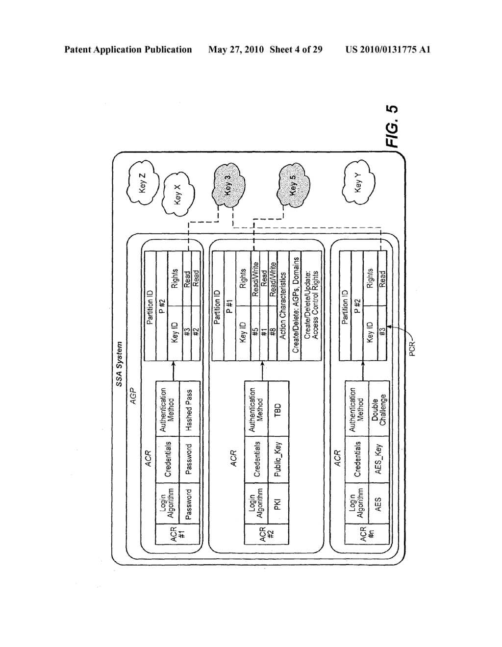 Method for Secure Storage and Delivery of Media Content - diagram, schematic, and image 05