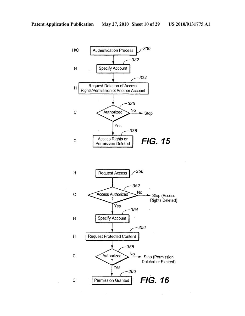 Method for Secure Storage and Delivery of Media Content - diagram, schematic, and image 11