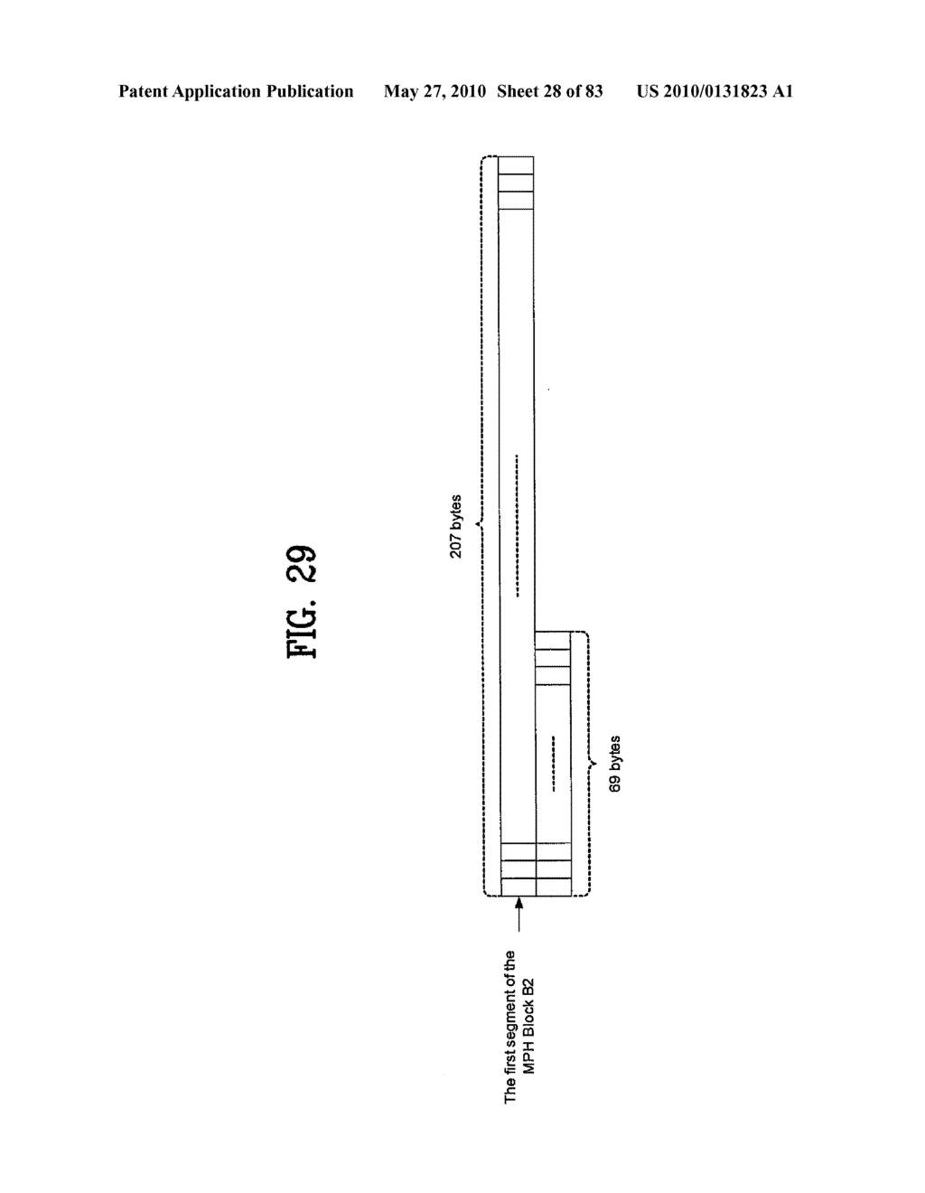 DIGITAL BROADCAST SYSTEM FOR TRANSMITTING/RECEIVING DIGITAL BROADCAST DATA, AND DATA PROCESSING METHOD FOR USE IN THE SAME - diagram, schematic, and image 29