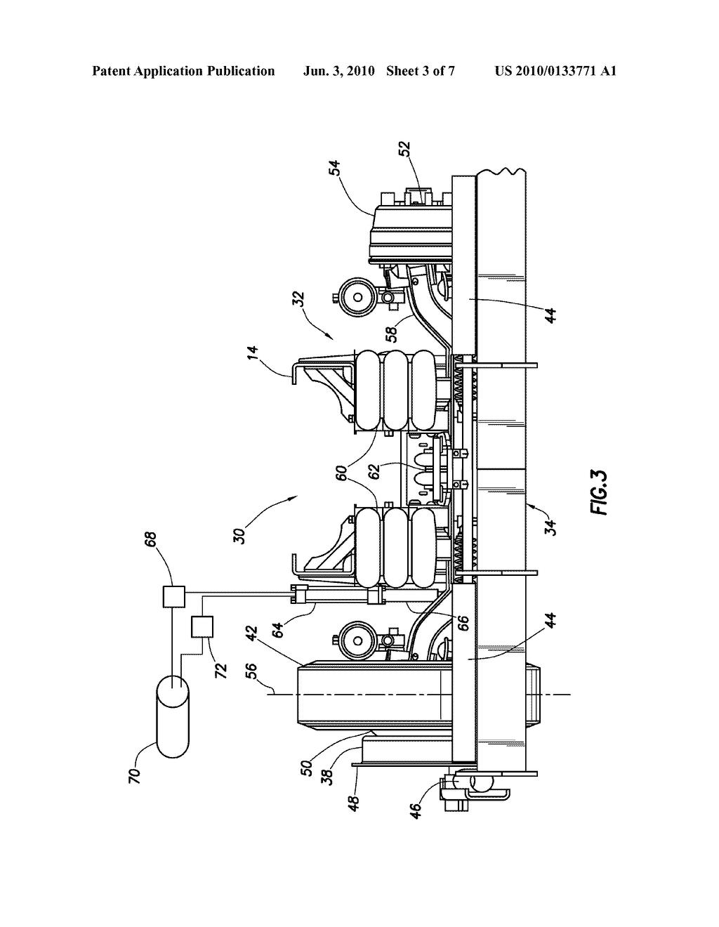 truck axle schematic