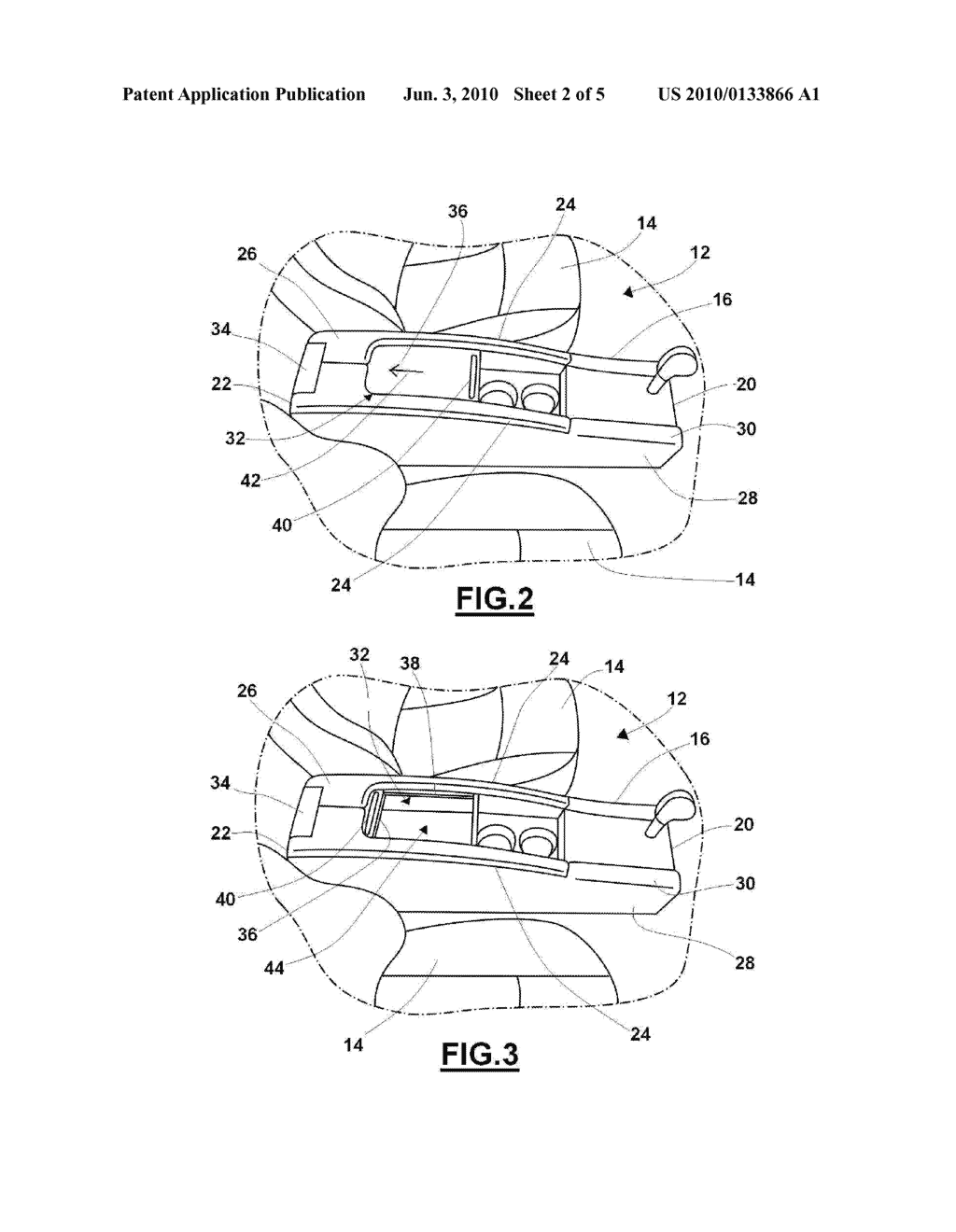 FLEXIBLE INTERIOR TRIM COMPONENT HAVING A SMOOTH SURFACE - diagram, schematic, and image 03