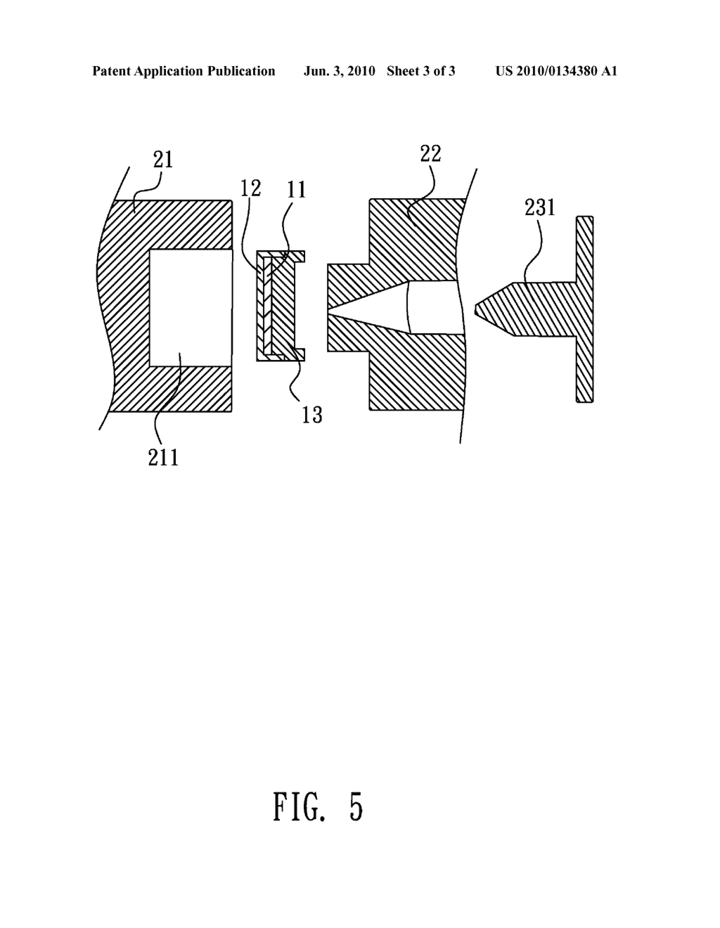 ANTENNA DEVICE AND METHOD OF MANUFACTURING THE SAME - diagram, schematic, and image 04