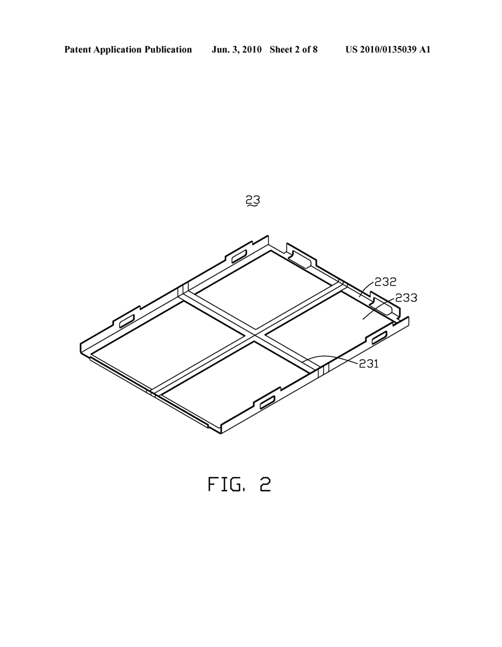 BACKLIGHT MODULE AND METHOD FOR MANUFACTURING SAME - diagram, schematic, and image 03