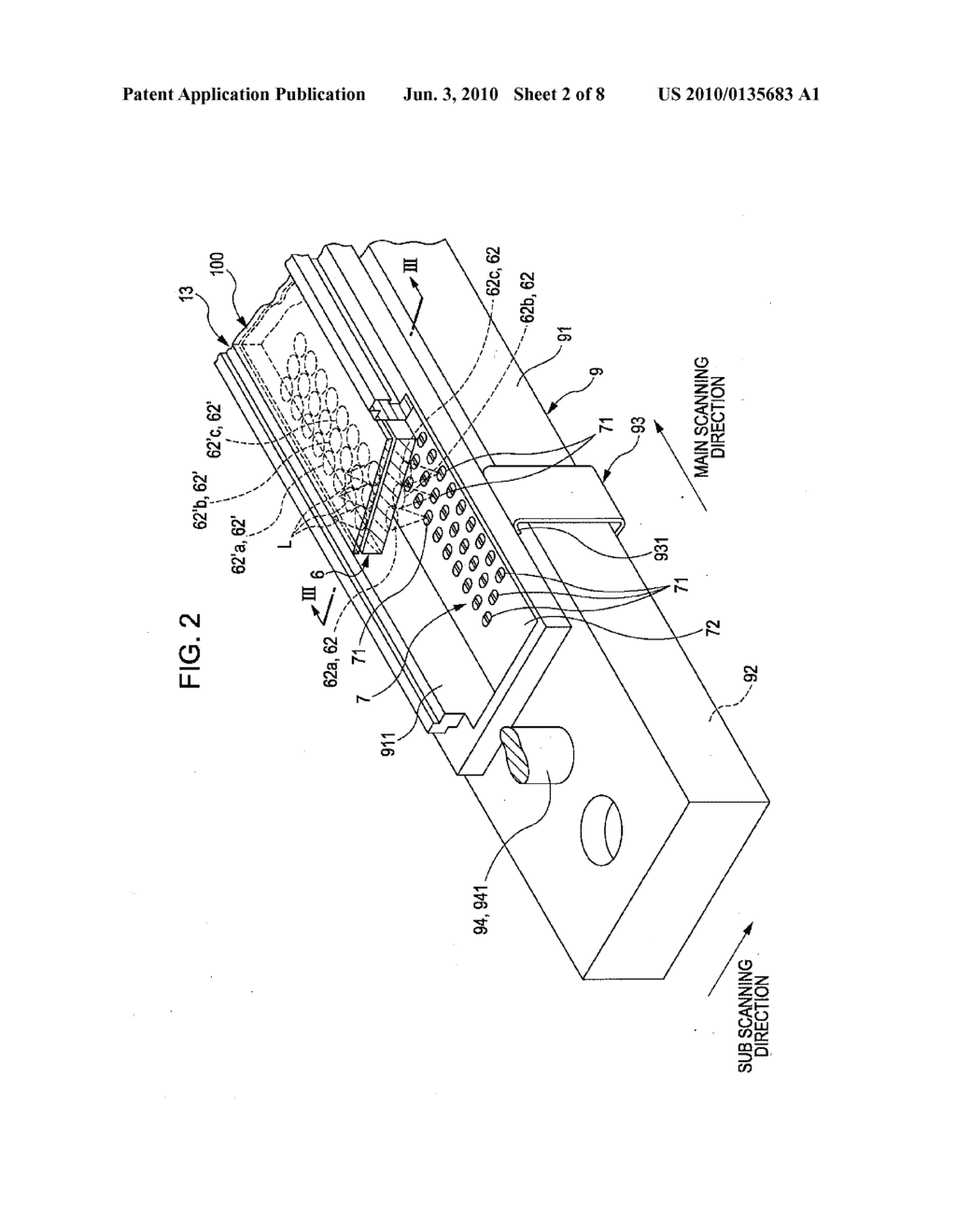 Line Head, Image Forming Apparatus, Image Forming Method - diagram, schematic, and image 03