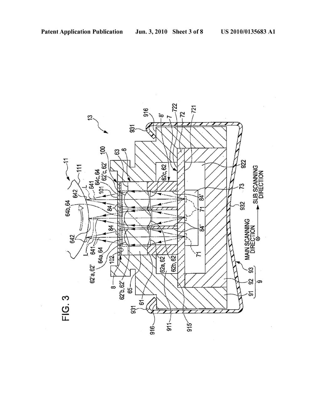 Line Head, Image Forming Apparatus, Image Forming Method - diagram, schematic, and image 04