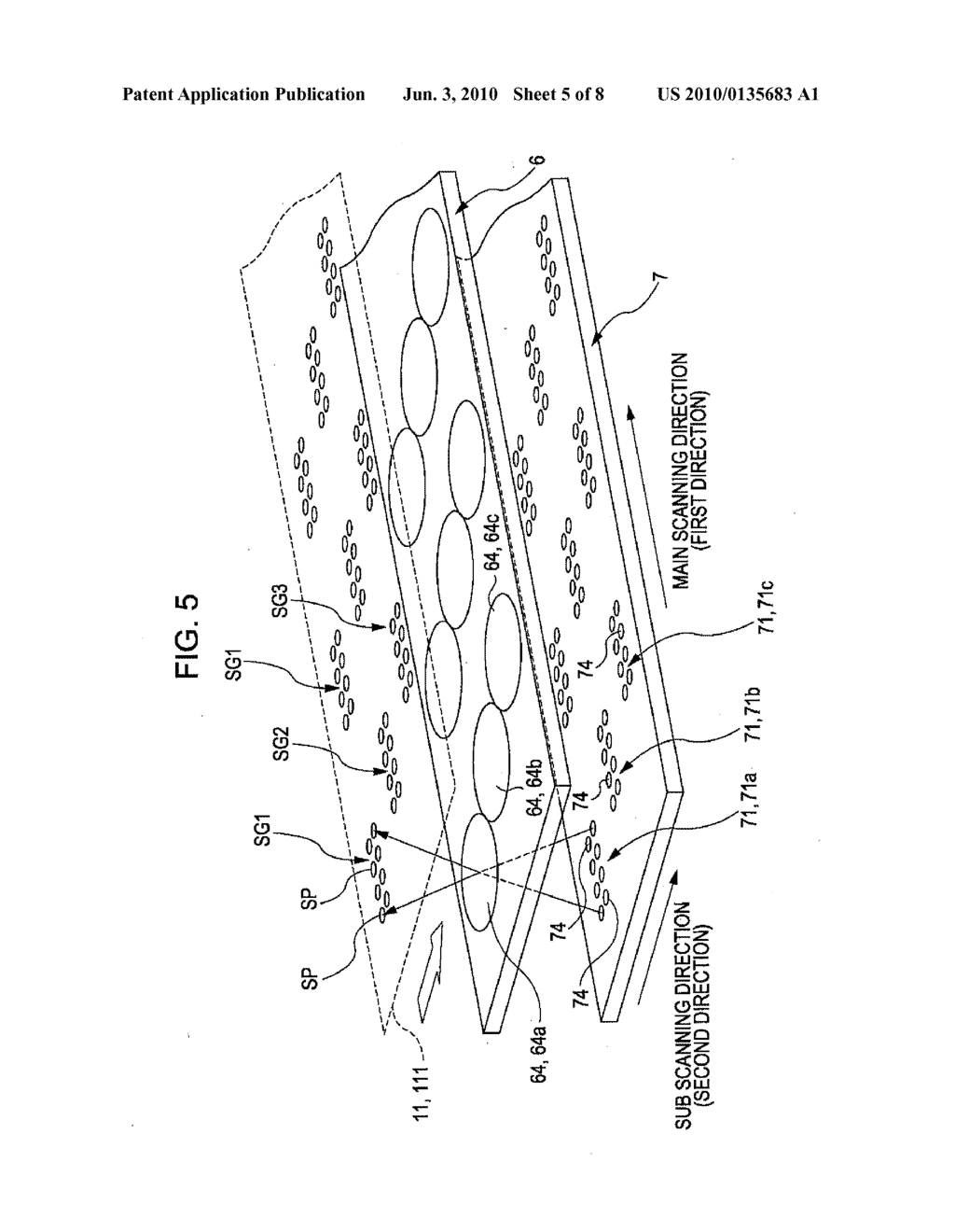 Line Head, Image Forming Apparatus, Image Forming Method - diagram, schematic, and image 06