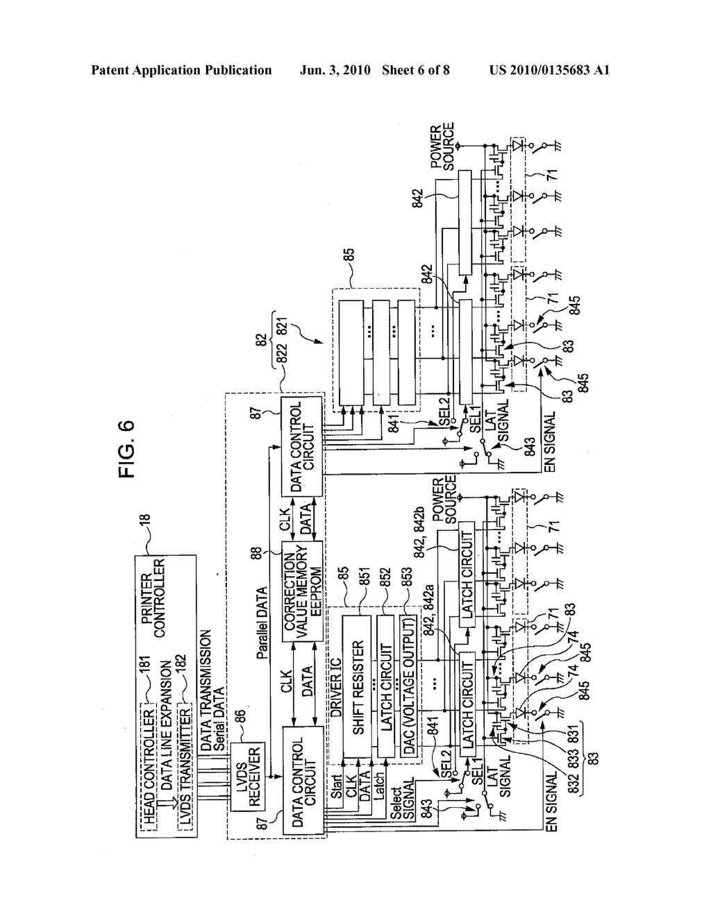 Line Head, Image Forming Apparatus, Image Forming Method - diagram, schematic, and image 07