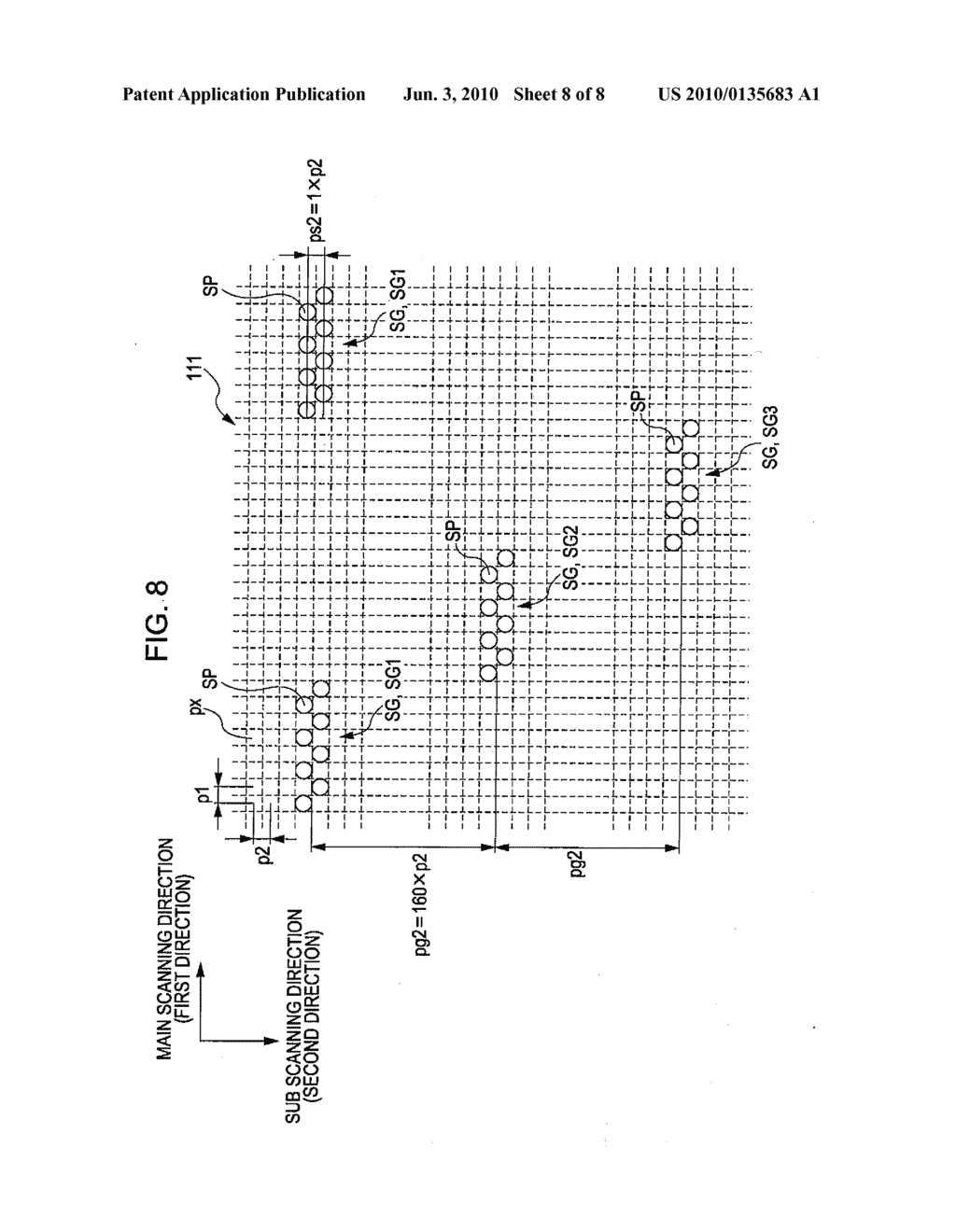 Line Head, Image Forming Apparatus, Image Forming Method - diagram, schematic, and image 09