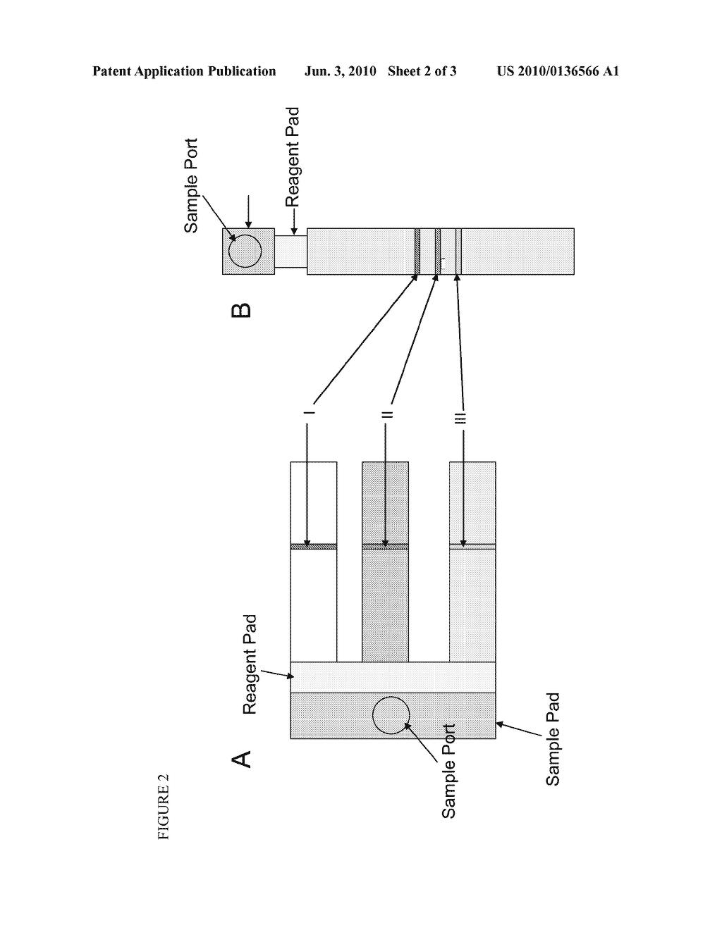 LATERAL FLOW STRIP ASSAY WITH IMMOBILIZED CONJUGATE - diagram, schematic, and image 03