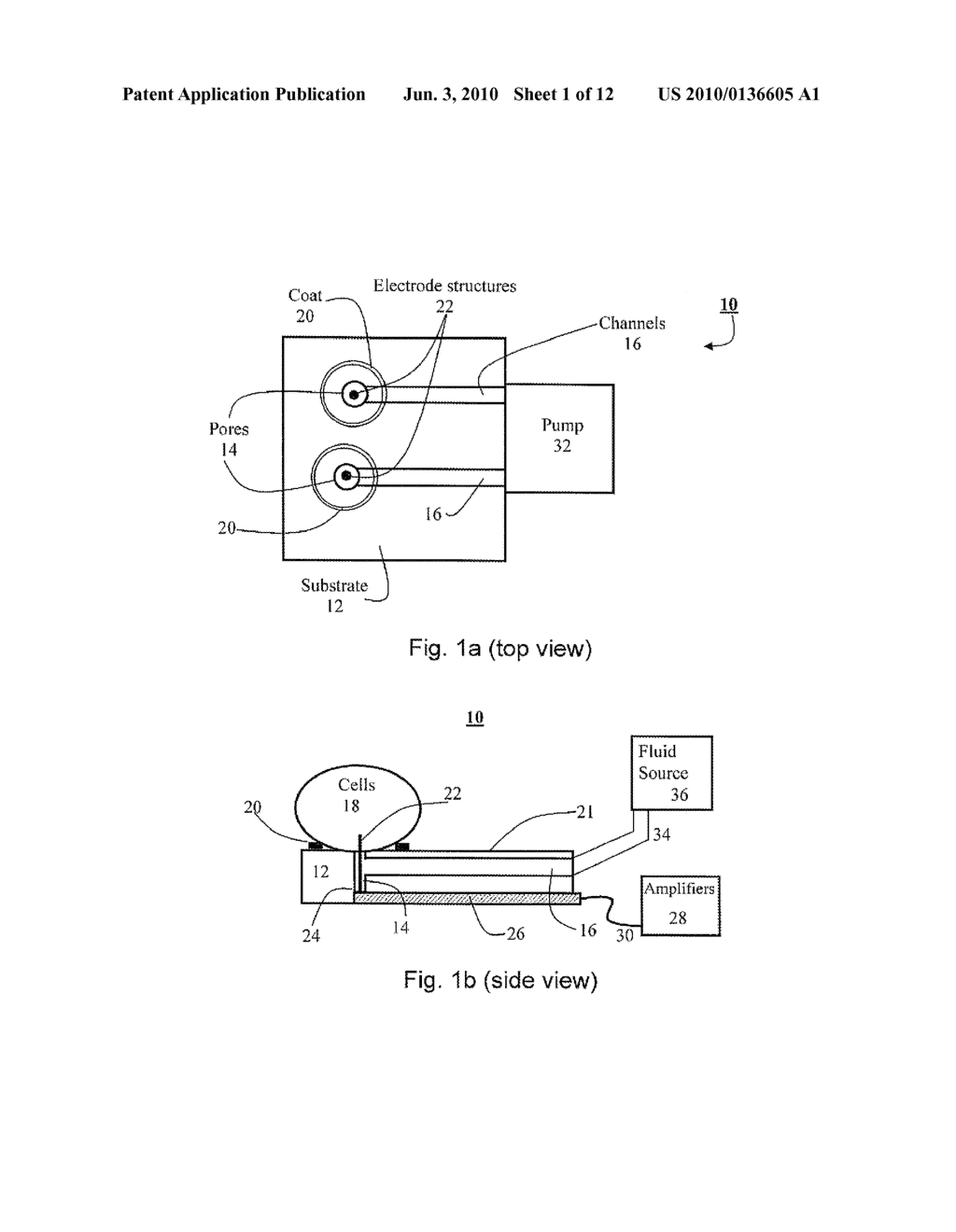 SYSTEM FOR AND METHOD OF POSITIONING CELLS AND DETERMINING CELLULAR ACTIVITY THEREOF - diagram, schematic, and image 02