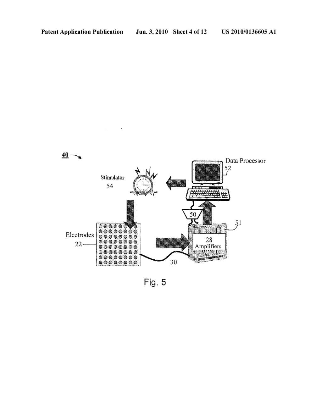 SYSTEM FOR AND METHOD OF POSITIONING CELLS AND DETERMINING CELLULAR ACTIVITY THEREOF - diagram, schematic, and image 05