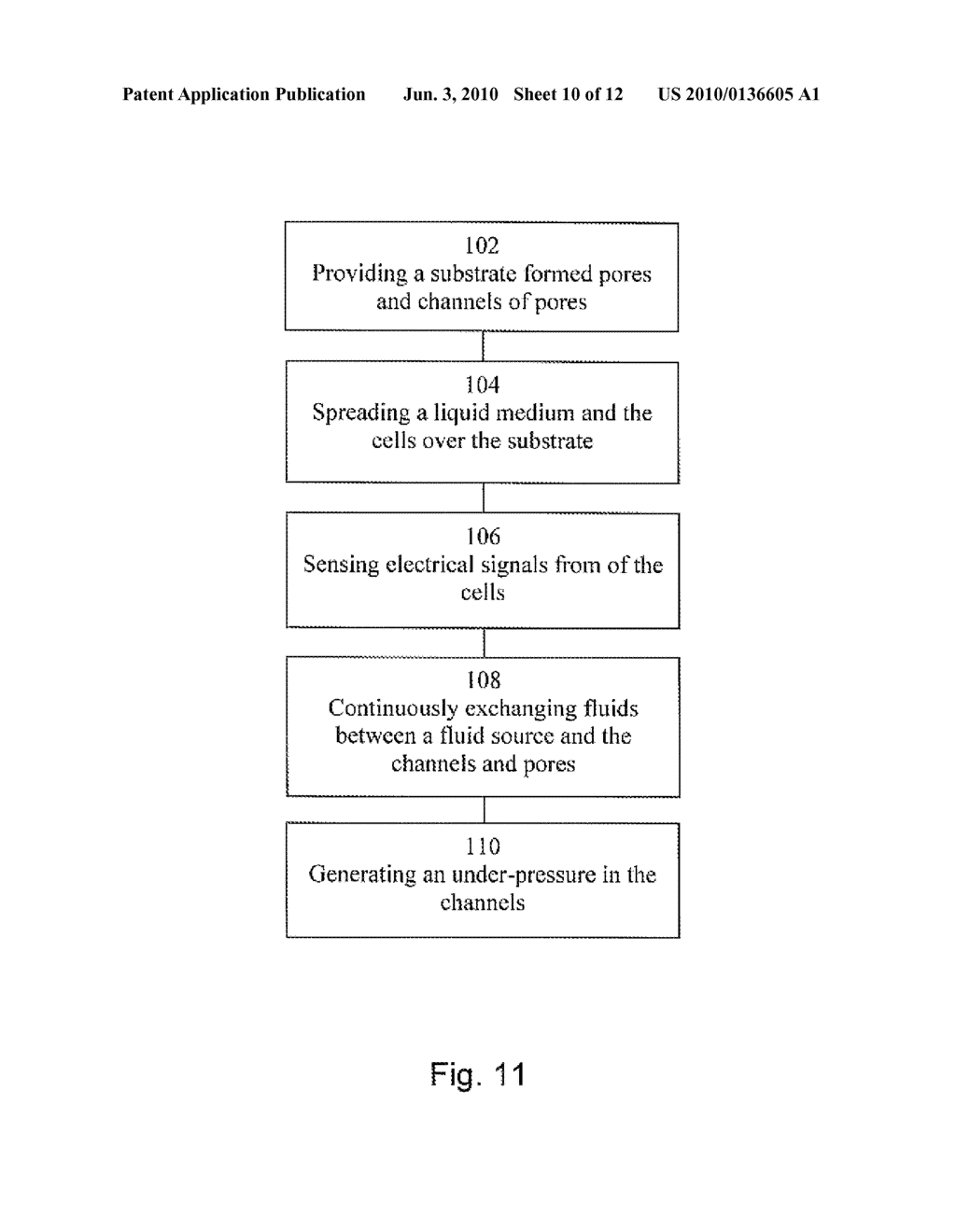 SYSTEM FOR AND METHOD OF POSITIONING CELLS AND DETERMINING CELLULAR ACTIVITY THEREOF - diagram, schematic, and image 11