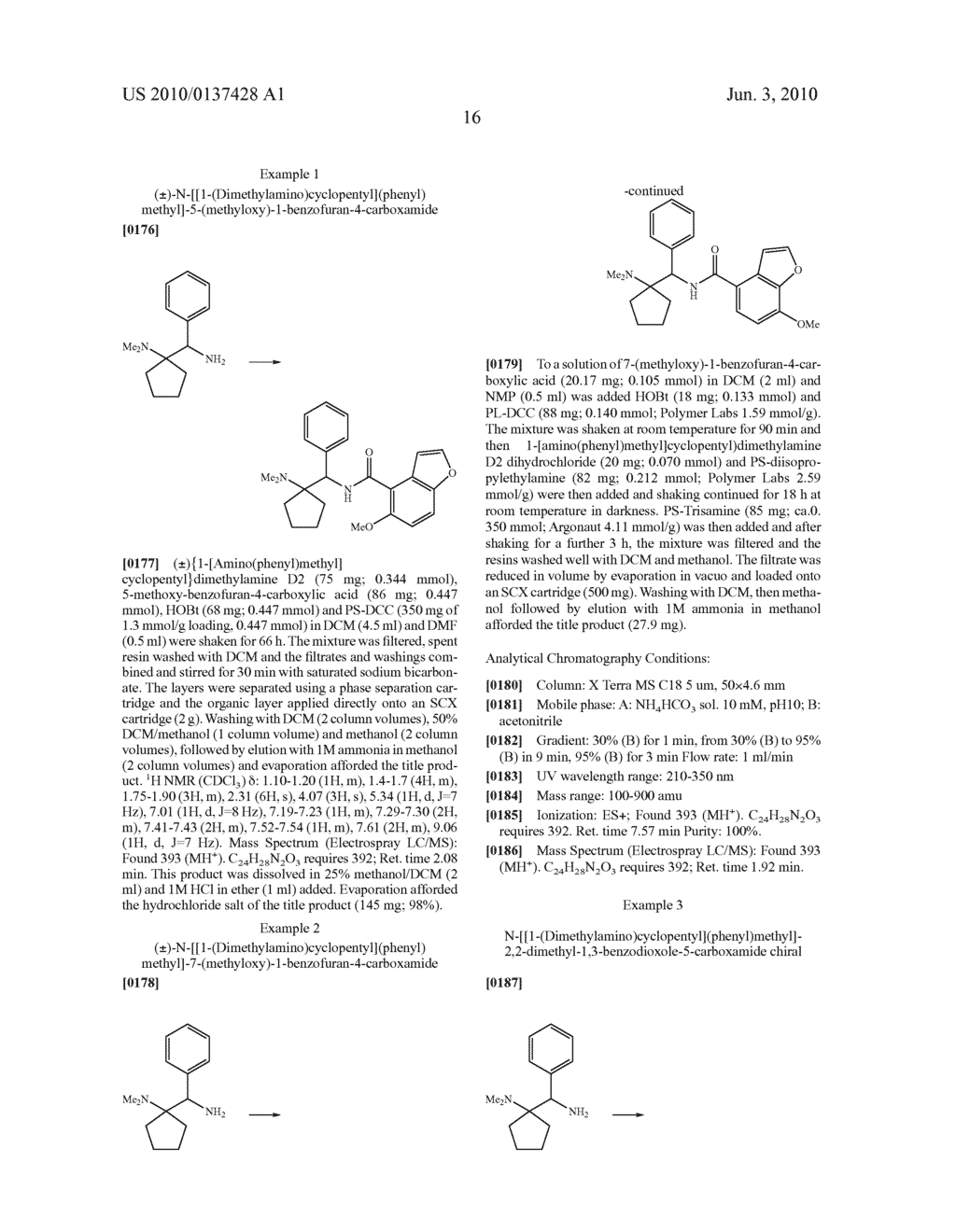 OXYGEN CONTAINING HETEROCYCLES AS GLYCINE TRANSPORTER INHIBITING COMPOUNDS - diagram, schematic, and image 17