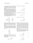 METHOD OF MAKING PIPERIDINE DERIVATIVES diagram and image