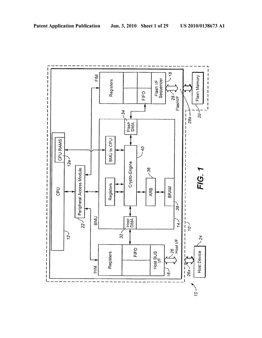 Method for Secure Storage and Delivery of Media Content - diagram, schematic, and image 02