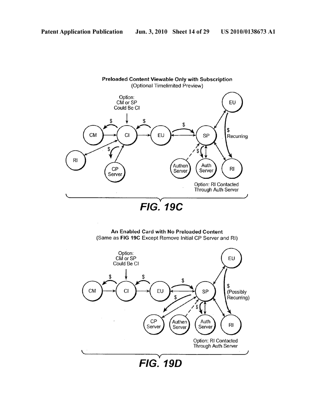 Method for Secure Storage and Delivery of Media Content - diagram, schematic, and image 15