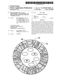 Hollow porous-wall glass microspheres and composition and process for controlling pore size and pore volume diagram and image