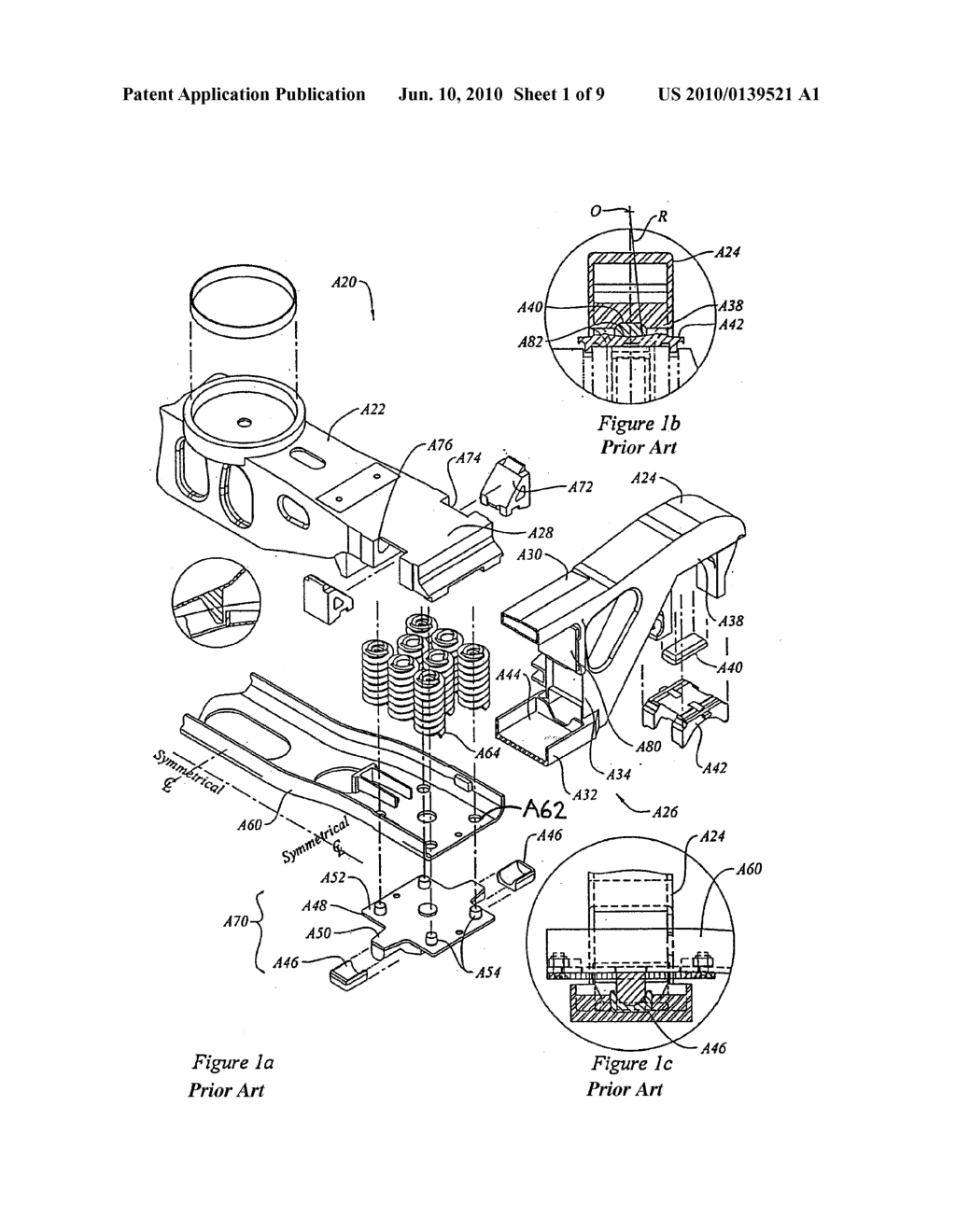 RAIL ROAD CAR TRUCK WITH ROCKING SIDEFRAME - diagram, schematic, and image 02