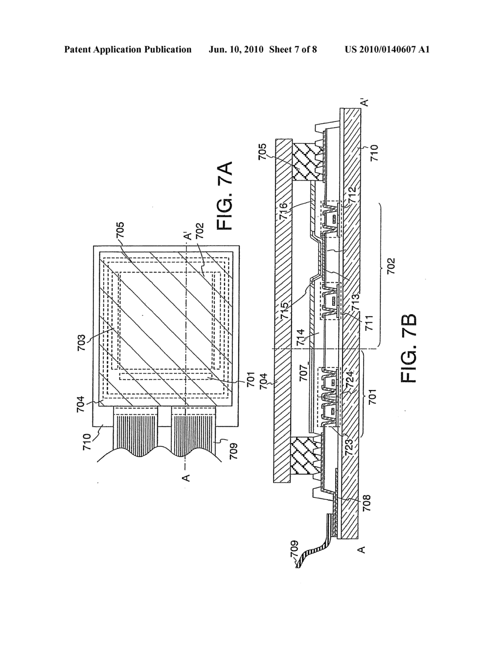 Light Emitting Element and Light Emitting Device Using the Element - diagram, schematic, and image 08