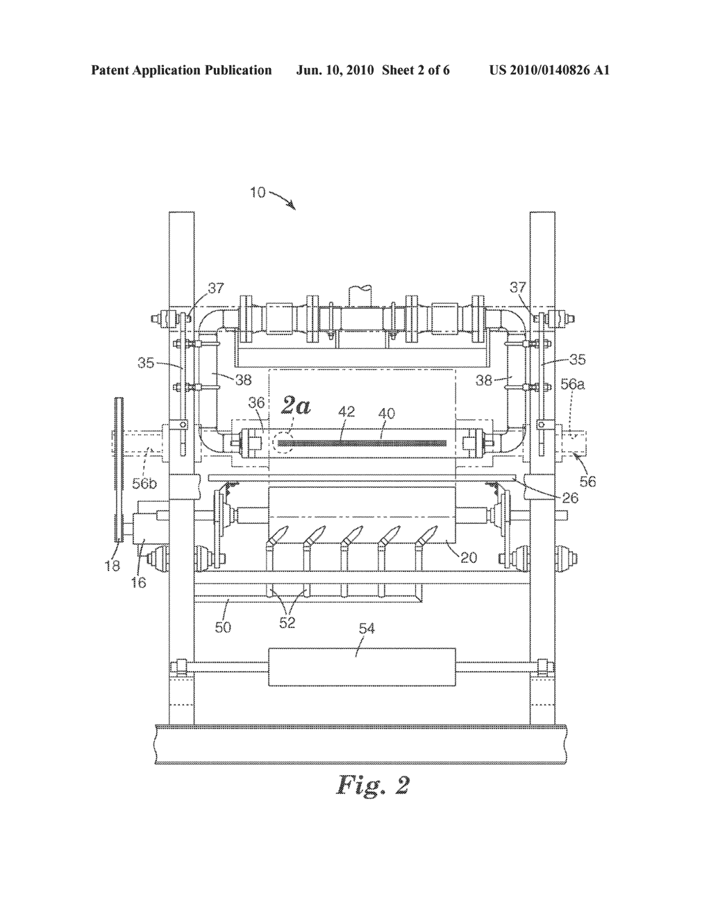APPARATUS AND METHOD FOR FLAME-PERFORATING FILMS - diagram, schematic, and image 03