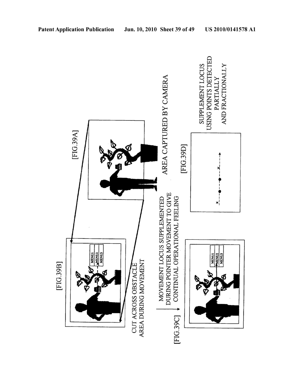 IMAGE DISPLAY CONTROL APPARATUS, IMAGE DISPLAY APPARATUS, REMOTE CONTROLLER, AND IMAGE DISPLAY SYSTEM - diagram, schematic, and image 40