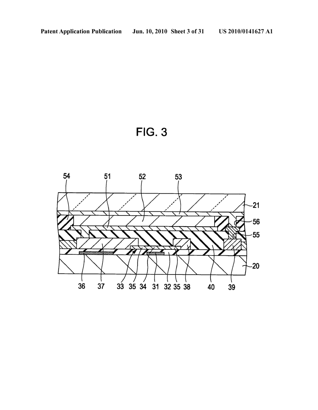 Method of driving organic electroluminescence display apparatus - diagram, schematic, and image 04