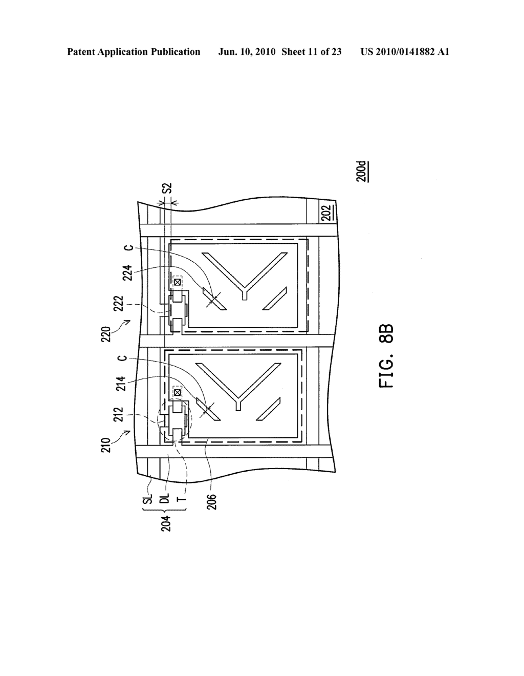 LIQUID CRYSTAL DISPLAY PANEL - diagram, schematic, and image 12