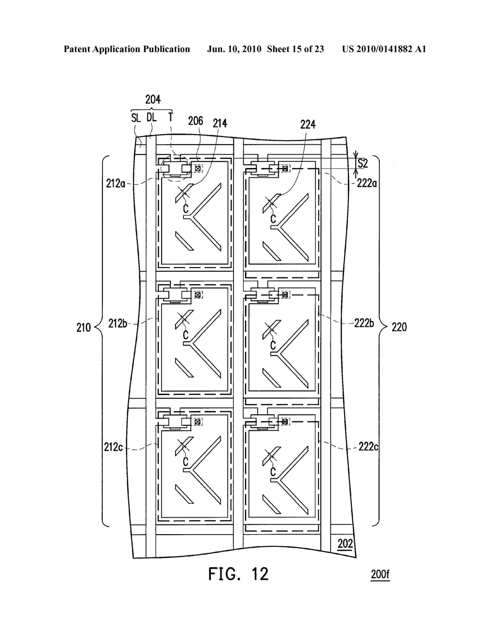 LIQUID CRYSTAL DISPLAY PANEL - diagram, schematic, and image 16