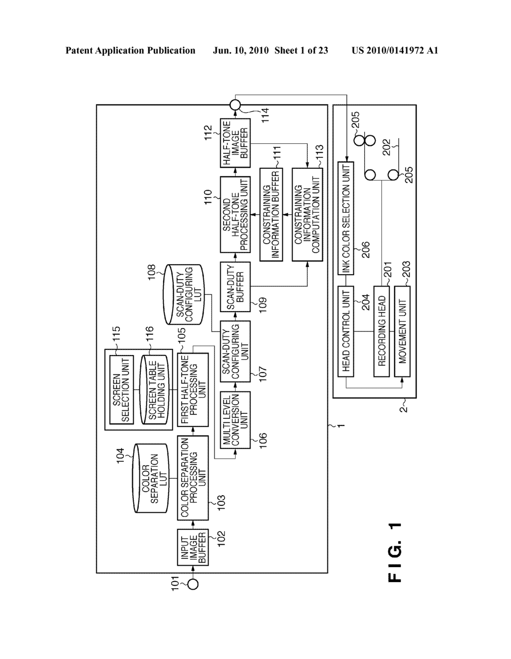 IMAGE FORMING APPARATUS AND CONTROL METHOD THEREOF - diagram, schematic, and image 02