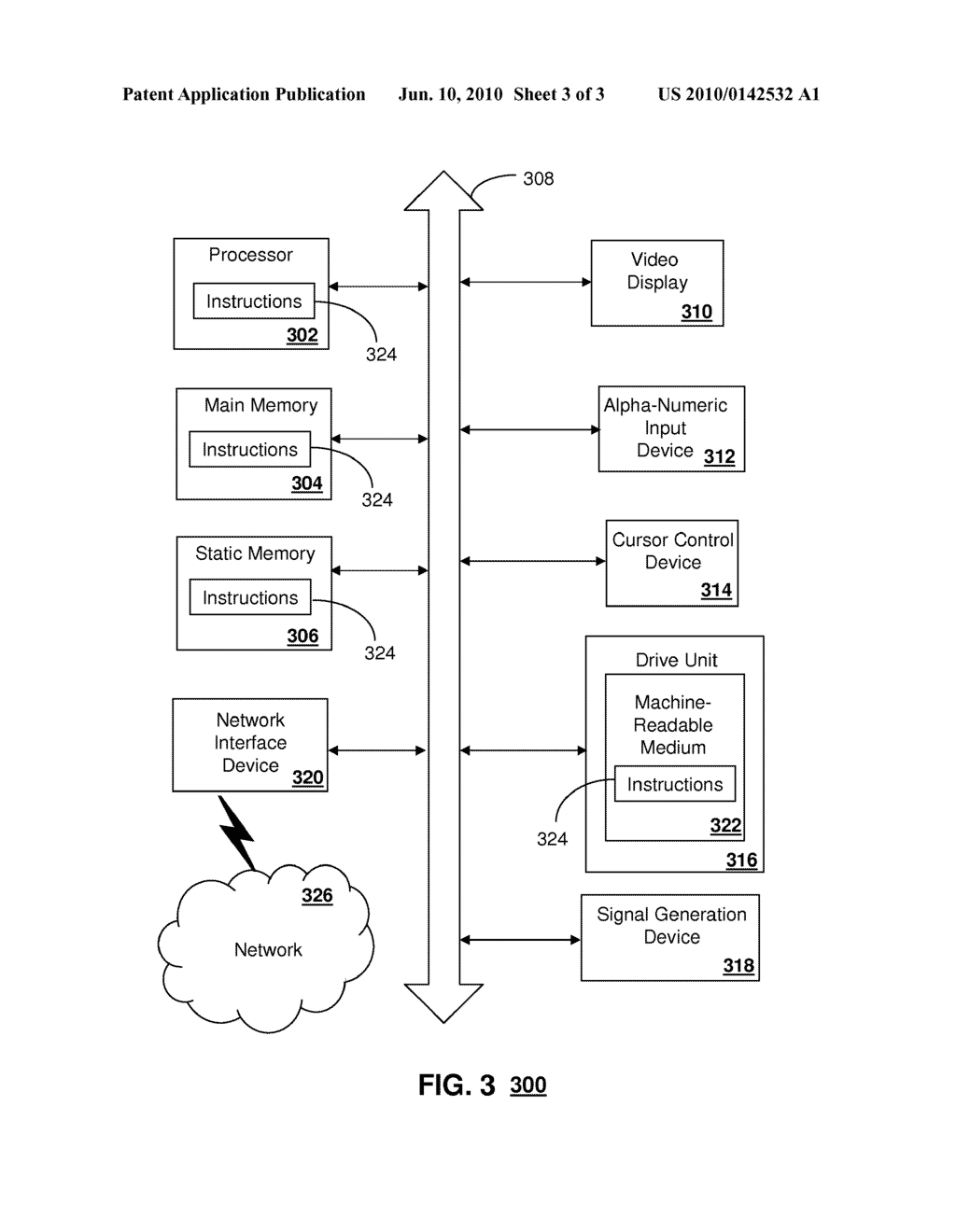 SYSTEM AND METHOD FOR ROUTING PACKET TRAFFIC - diagram, schematic, and image 04