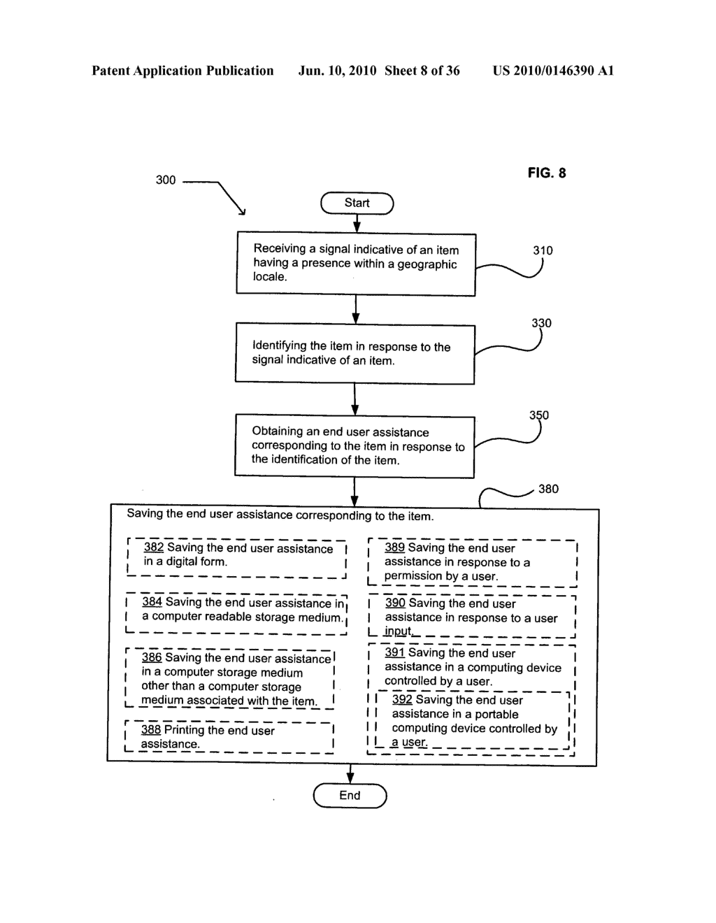 Obtaining user assestance - diagram, schematic, and image 09