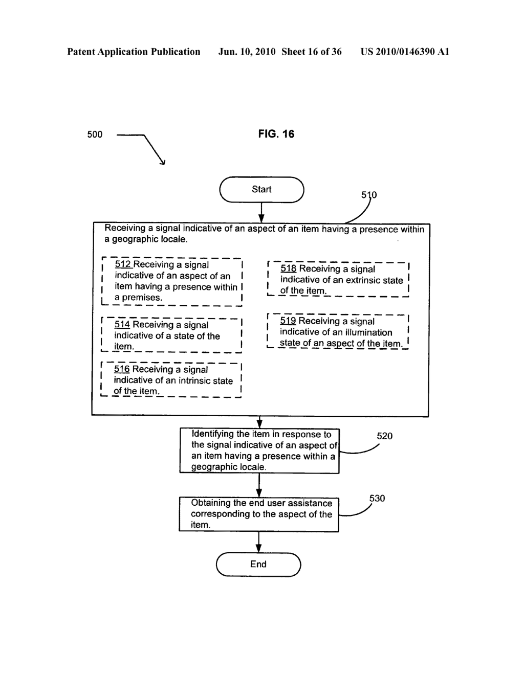 Obtaining user assestance - diagram, schematic, and image 17