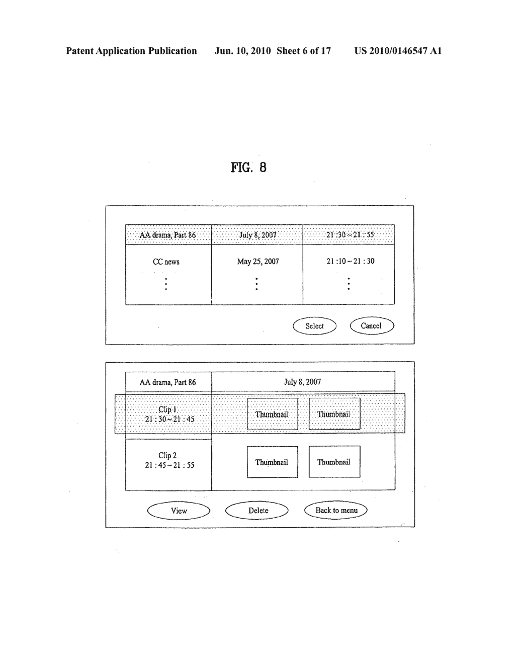 Method of transmitting and receiving broadcast signal and apparatus for receiving broadcast signal - diagram, schematic, and image 07