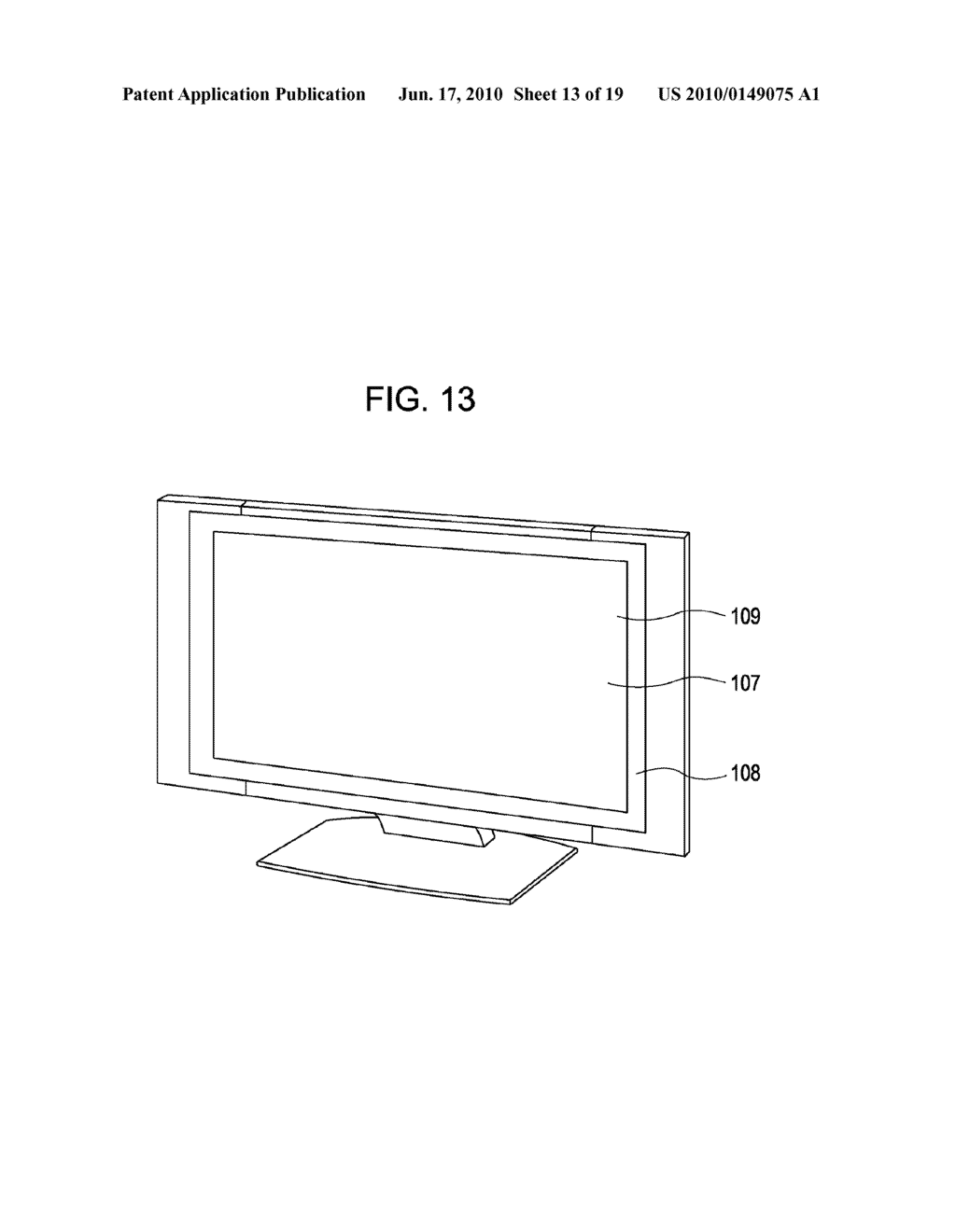 DISPLAY DEVICE, METHOD FOR DRIVING THE SAME, AND ELECTRONIC APPARATUS - diagram, schematic, and image 14