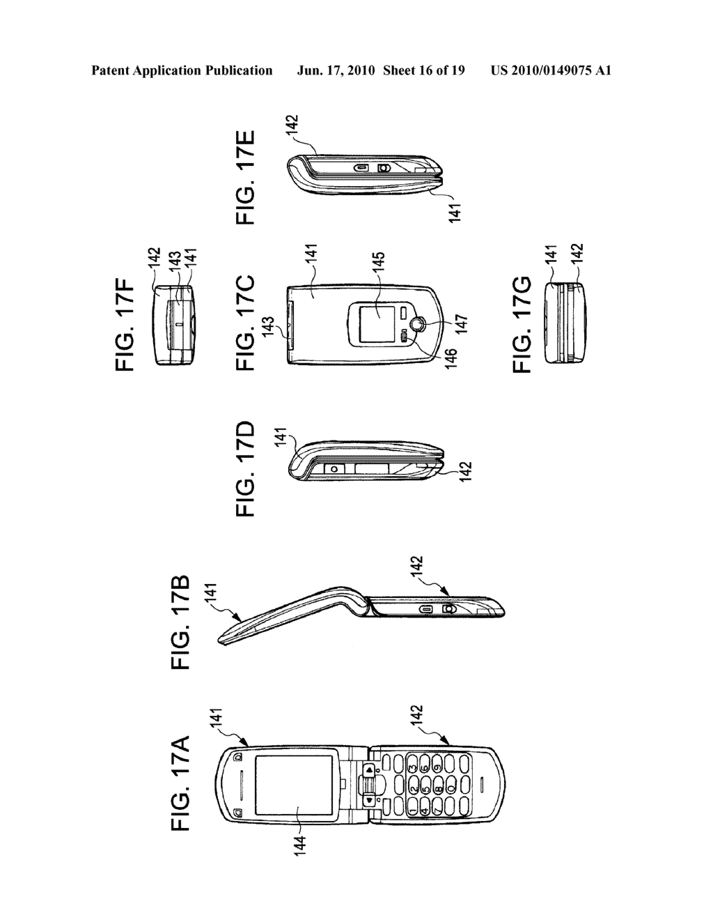 DISPLAY DEVICE, METHOD FOR DRIVING THE SAME, AND ELECTRONIC APPARATUS - diagram, schematic, and image 17