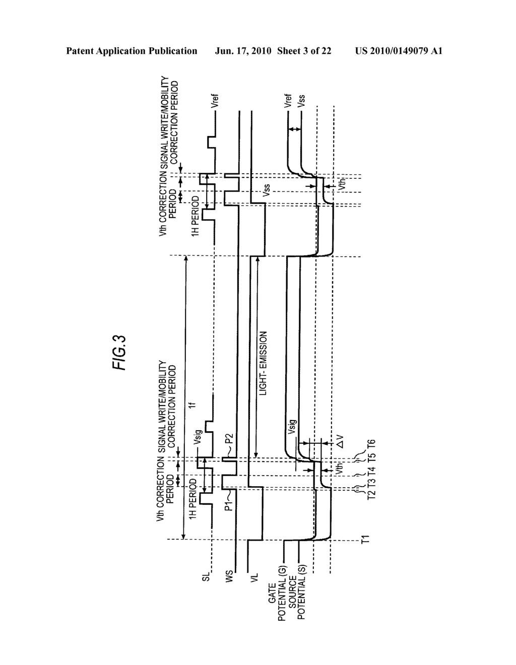 Display device, method of driving display device, and electronic apparatus - diagram, schematic, and image 04